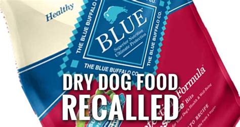 blue buffalo food recall 2016 blue buffalo food recalled due to possible mold