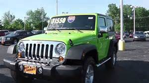 Green For Sale 2013 Jeep Wrangler Sport Suv Gecko Pearlcoat Green For