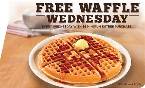 Where Is The Closest Waffle House by Free Waffles At Huddle House