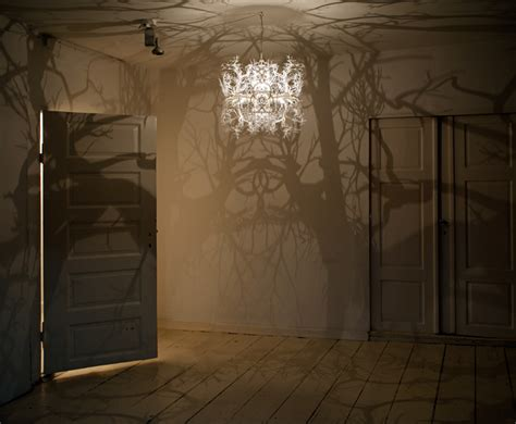 Forms In Nature Chandelier Amazing Chandelier Transforms Any Room Into A Fairytale Forest Hilden Diaz Forms In Nature