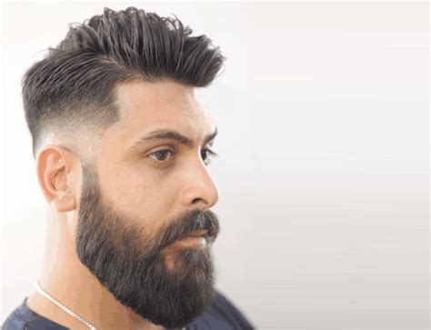10 beard styles for 2017 faded hairstyle 10 beard styles that suit your faded