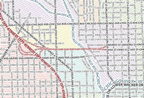 chicago map with numbers 2 best images of infographic new york streets chicago