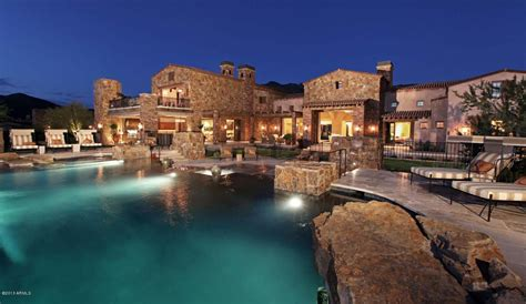 Cape Cod Style Houses by Million Dollar Home In Scottsdale Arizona Is 24 500 000
