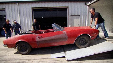 Fast And Loud Firebird Giveaway - restoring the first firebirds fast n loud discovery