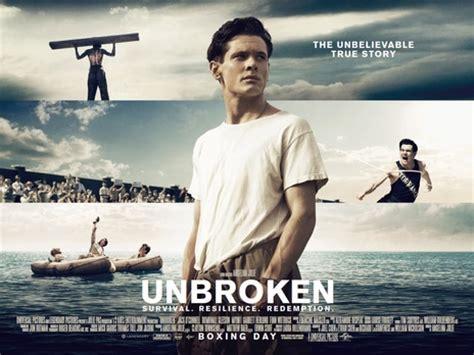 cinema 21 unbroken next feature unbroken monday 3rd august films4tenby