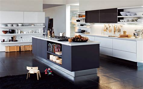Contemporary Island Kitchen by 20 Kitchen Island Designs