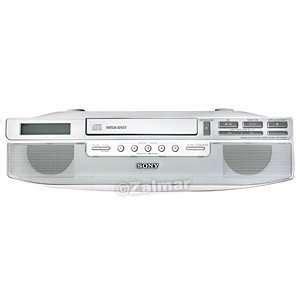 sony icf cdk50 under cabinet kitchen cd player am fm clock sony icf cdk50 under cabinet kitchen cd player am fm clock