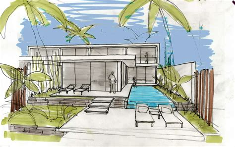 home design sketch free villa design sketch interior design ideas