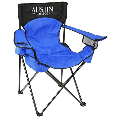 Big Folding Chair - 4imprint quot big un quot folding c chair 104480