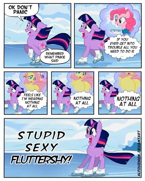 Stupid Sexy Meme - stupid sexy fluttershy mylittlepony