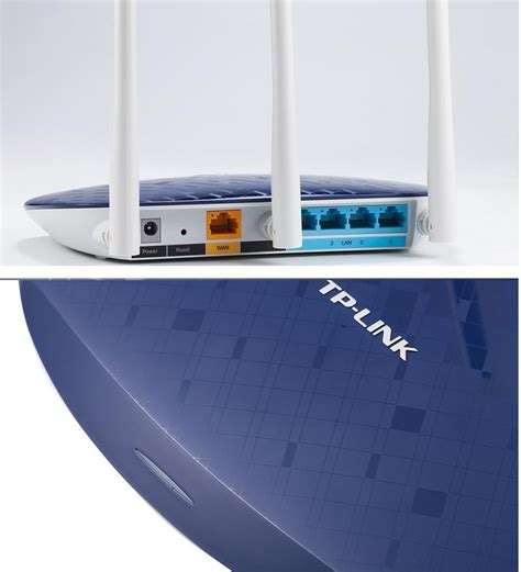 Wifi Router Blue Link Tp Link Tl Wr886n 11n 450mbps Wifi Broadband Wireless