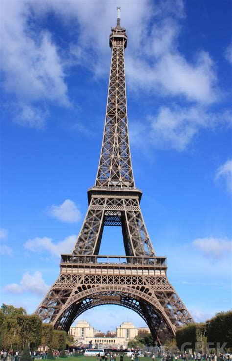 home of the eifell tower who built the eiffel tower with pictures
