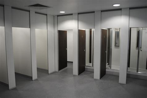College Showers by Catterick College Harrow Consulting Chartered Building