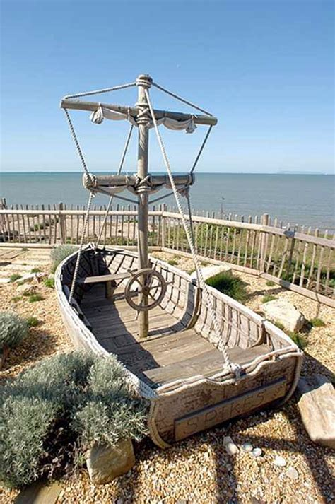 backyard boats pirate ship playground plans woodworking projects plans
