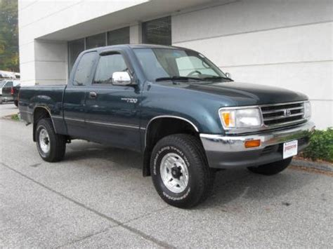 Toyota T100 4x4 For Sale Used 1995 Toyota T100 Truck Sr5 Extended Cab 4x4 For Sale