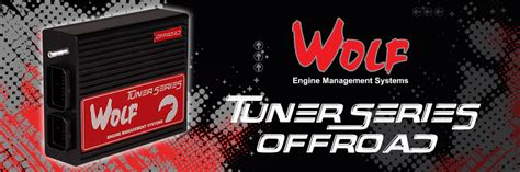 Wolf Tuner by Wolf Tuner Series Offroad In Kit Wolf Ems