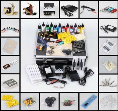 tattoo en kit hot verkoop professionele gratis tatoo kits en goedkope