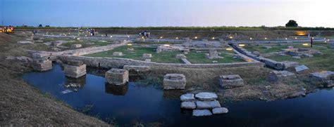 ravenna porto antico porto di classe fondazione parco archeologico di