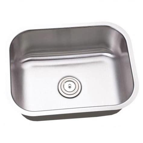 18 kitchen sink 23 inch stainless steel undermount single bowl kitchen