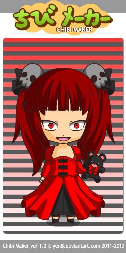 chibi girls horror an 1978046839 chibi horror by creepypasta001 on