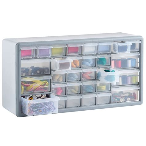 mini storage drawers uk vonhaus white 30 drawer storage organiser diy storage domu
