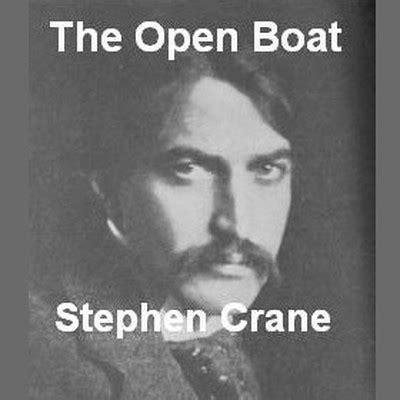 the open boat stephen crane audio the open boat audiobook listen instantly
