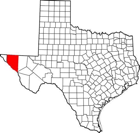 hudspeth county texas map hudspeth county clerk and district clerk records