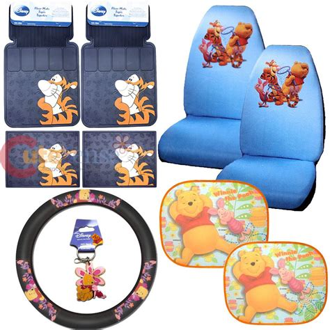 Pooh And Cover tigger seat covers 2017 2018 best cars reviews