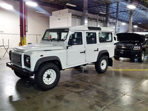 land rover defender 2015 4 door 2015 land rover defender 4 door interior www pixshark