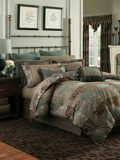 galleria chocolate  croscill home fashions beddingsuperstorecom