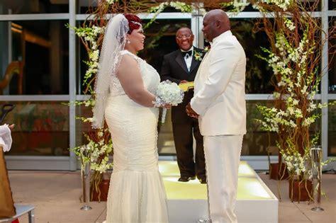 50th Wedding Anniversary Gospel Songs by David Tamela Mann Renew Their Vows The