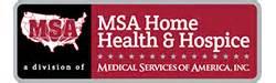 msa home health msa home health hospice services of america inc