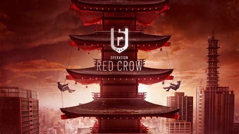 tom clancys rainbow  siege operation red crow