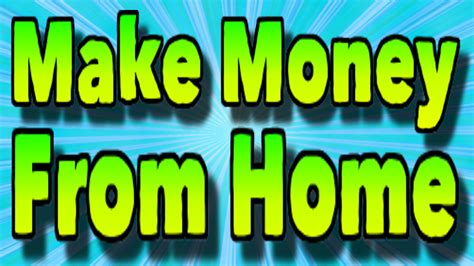 how to generate money from home 28 images learn how to