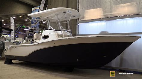 fishing boat for sale montreal 2016 sea fox 249 avenger fishing boat walkaround 2016