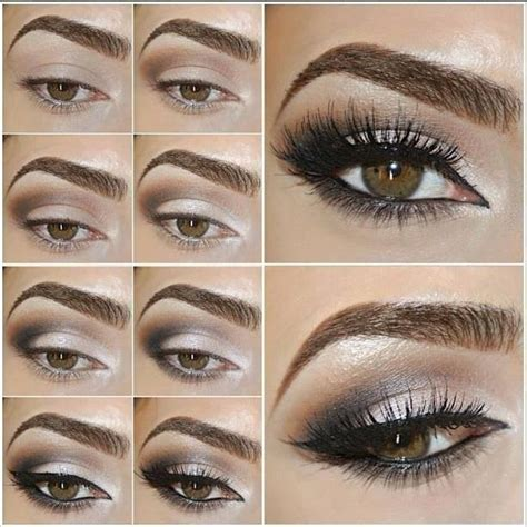natural makeup tutorial step by step step by step natural eye makeup weddings eve