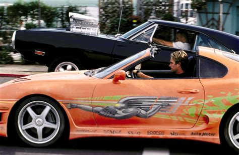 fast and furious 1 cars fast and furious star paul walker killed in car crash