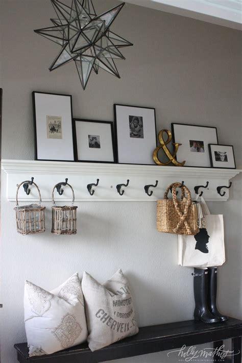coat hook ideas 25 best ideas about coat rack with shelf on pinterest