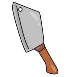 The Best Kitchen Knives In The World butcher knife clipart