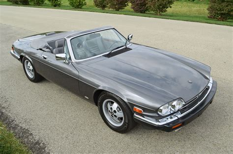 1988 jaguar xjs 2 door hess amp eisenhardt convertible for sale