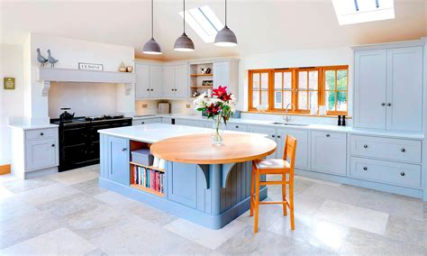 Handmade Kitchens Kent - biddenden bespoke kitchen handmade in kent mounts hill