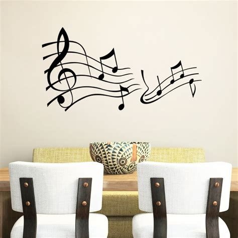 word wall stickers for bedrooms music wall say quote word lettering art vinyl sticker