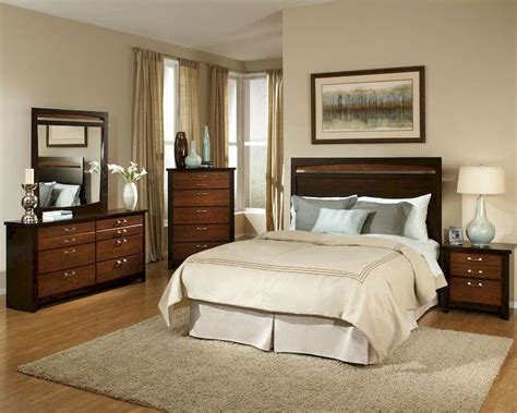 standard furniture panel bedroom set south st 61900set