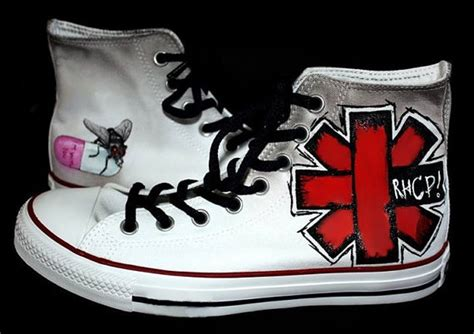 Converse High Chili 37 44 chili peppers shoes custom converse shoes by customizedconverse