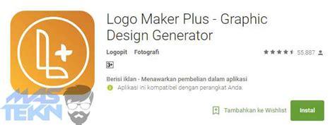 membuat logo di android 10 daftar aplikasi pembuat logo logo maker di smartphone