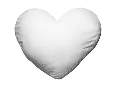imbottitura per cuscini imbottitura cuscino cuore anallergica cm 60x60