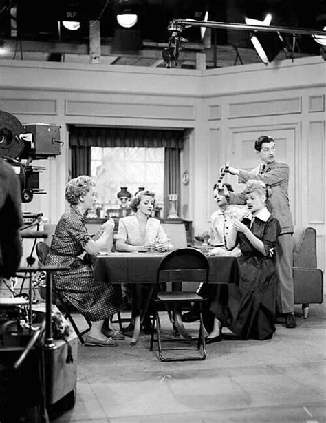 i love lucy set on the set of i love lucy i love lucy pinterest