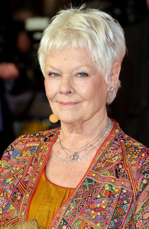 judi dench movies list height age family net worth
