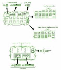 2001 nissan frontier fuse box diagram circuit wiring diagrams