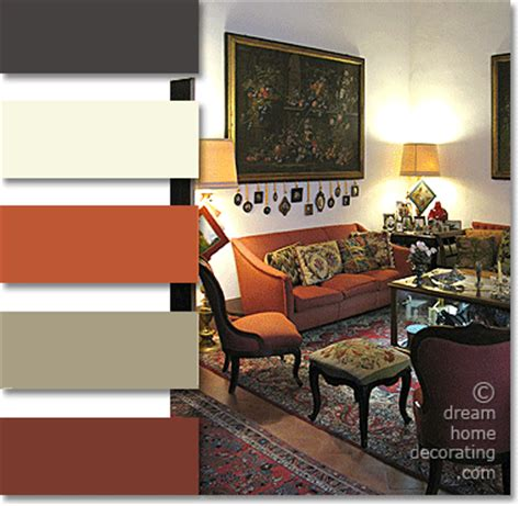 Terracotta Colour Schemes For Living Rooms by Living Room Salon Floor Planflickrphoto Halooga